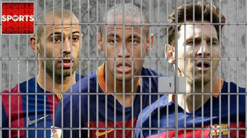 Trốn thuế như Messi, Neymar ở Barca, Eto'o nguy cơ rũ tù - 4