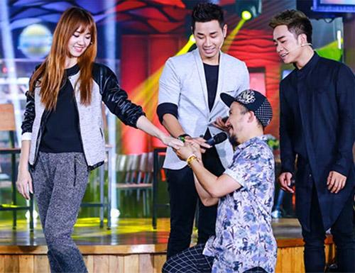 Sự khác biệt của Tiến Đạt, Trấn Thành khi ngỏ lời cưới Hari Won - 4