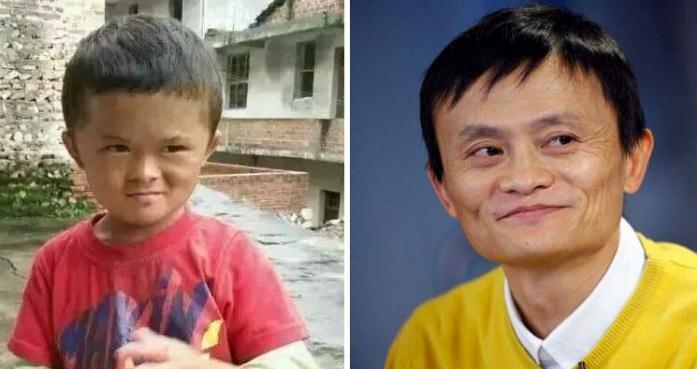 Cậu bé giống hệt Jack Ma gặp rắc rối vì nổi tiếng - 1