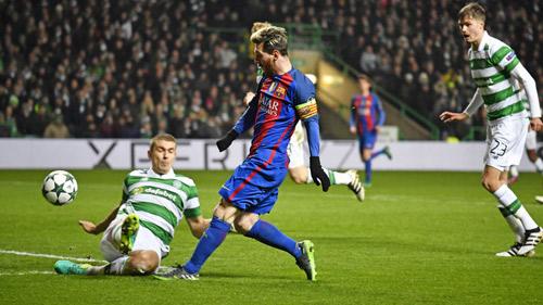 Barca thắng trở lại: Có Messi là có tất cả - 1