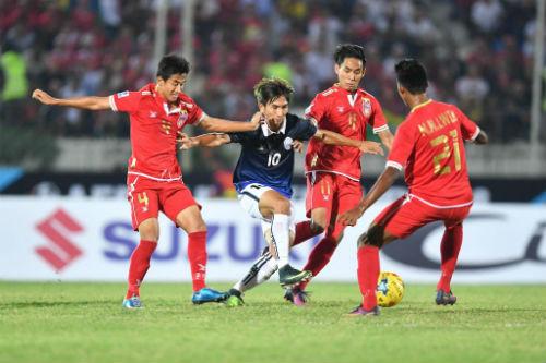 Tin nhanh AFF Cup: Myanmar sẽ loại Malaysia, theo Việt Nam đi tiếp - 1