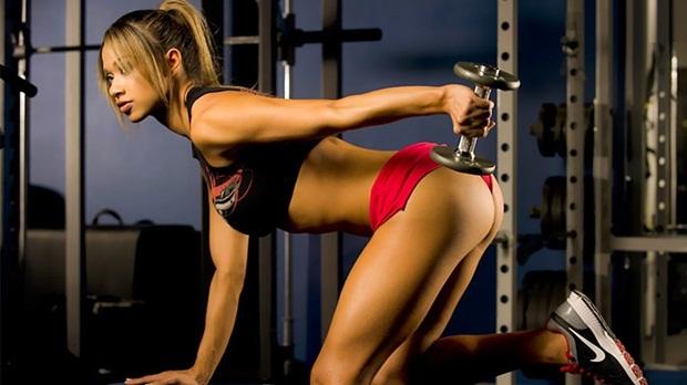 Muốn tập gym ngay khi thấy mỹ nữ Brazil gợi tình này - 5
