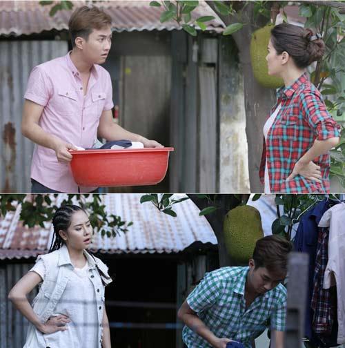 """Phạm Anh Tuấn được vợ Lương Thế thành """"cưng như trứng mỏng"""" trong phim - 2"""