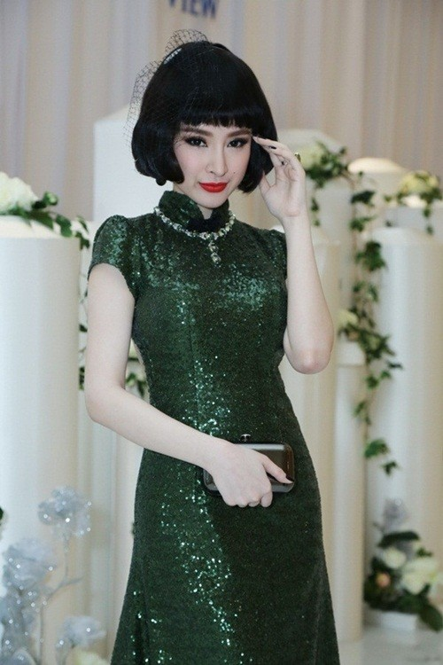 """Mỹ nhân Việt người rạng ngời, kẻ""""xấu lạ"""" vì tóc giả - 10"""