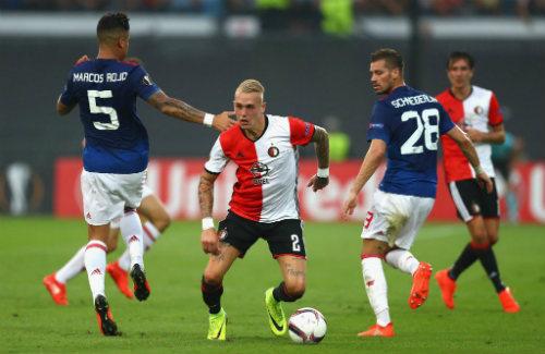 "Chi tiết MU - Feyenoord: Lingard ""chốt hạ"" (KT) - 7"