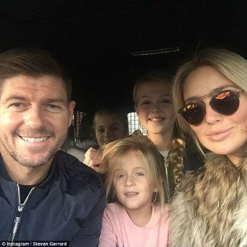 Huyền thoại Gerrard giải nghệ: Mãi mãi một tình yêu - 5