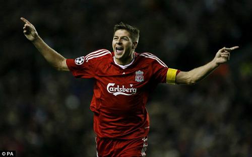 Huyền thoại Gerrard giải nghệ: Mãi mãi một tình yêu - 4