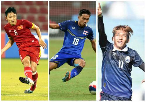 SAO trẻ AFF Cup: Xuân Trường, Messi Thái, CR7 Campuchia, ai là số 1? - 1