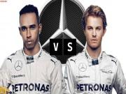 Thể thao - F1, gà nhà đá nhau: Bài học từ Vettel - Webber