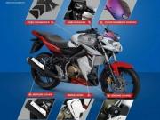 Thế giới xe - Yamaha V-Ixion Advance bản đặc biệt giá 43,7 triệu đồng