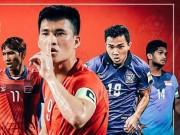 """Bóng đá - Thủ lĩnh AFF Cup: Công Vinh vẫn thua """"Ronaldo Campuchia"""""""