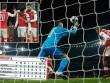 Cúp C1, Arsenal nguy cơ nhì bảng: Ác mộng hiện về