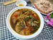 Đổi món với canh cua rau rút ngọt ngon