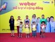 Mang niềm vui đến lớp học cho trẻ em ngoại thành