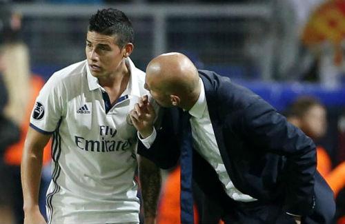 NÓNG: James muốn rời Real, MU – Mourinho giải cứu - 1