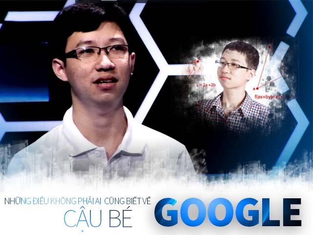 """Giáo dục - du học - Những điều không phải ai cũng biết về """"Cậu bé Google"""""""