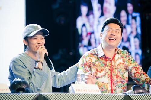 Hoài Linh tiết lộ phải uống thuốc ngủ suốt 4 năm - 2