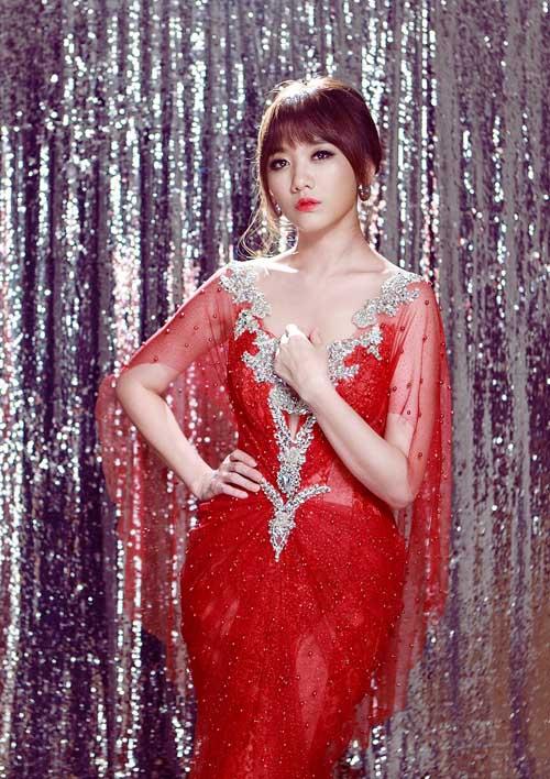 Hari Won quá xinh đẹp với vai cô dâu - 2
