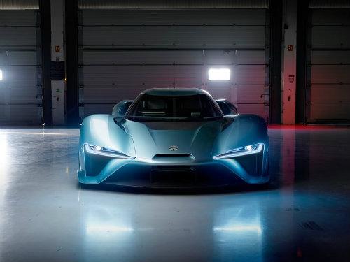 Mổ xẻ ôtô điện NIO EP9 có tốc độ nhanh nhất thế giới - 2