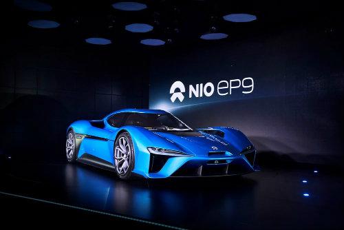 Mổ xẻ ôtô điện NIO EP9 có tốc độ nhanh nhất thế giới - 1