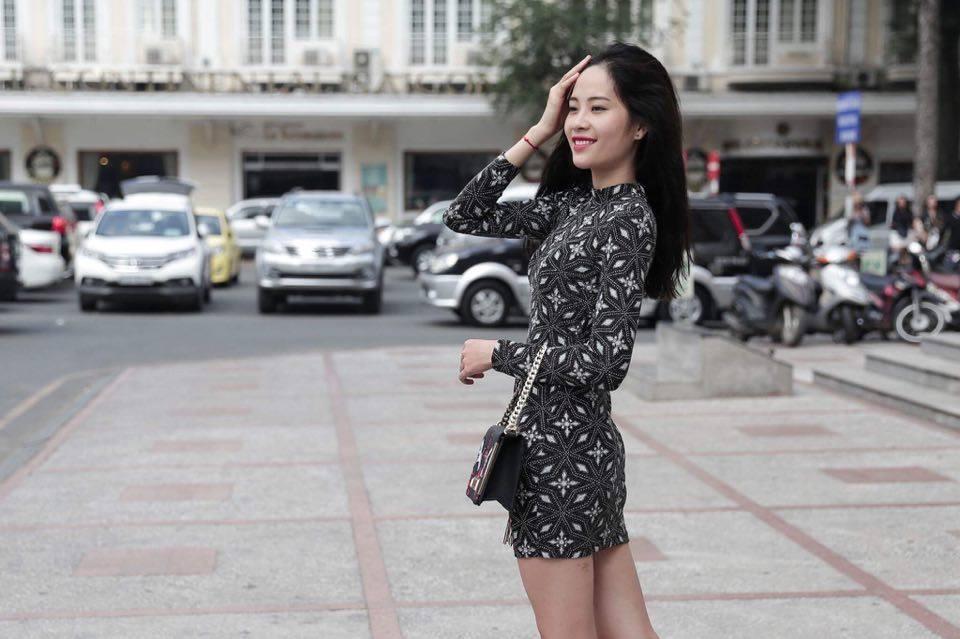 Chị sinh đôi của HH Nam Em từng từ chối nhiều đại gia - 2