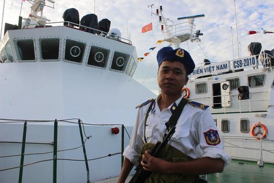 Chiêm ngưỡng 2 tàu cảnh sát biển hiện đại ở Khánh Hòa - 3