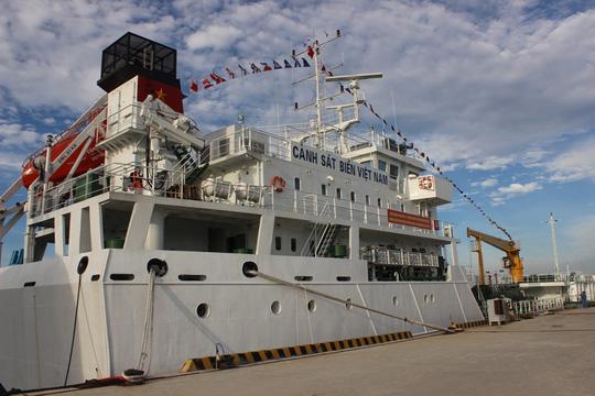 Chiêm ngưỡng 2 tàu cảnh sát biển hiện đại ở Khánh Hòa - 5