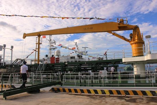 Chiêm ngưỡng 2 tàu cảnh sát biển hiện đại ở Khánh Hòa - 7