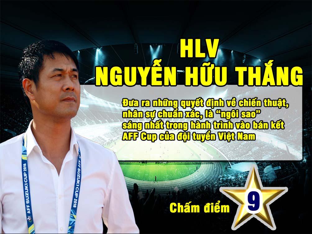 Ngôi sao ĐT Việt Nam: HLV Hữu Thắng xứng đáng nhất - 24