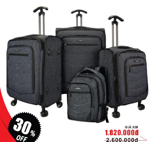 Black Friday cuồng nhiệt mua sắm vali, balo thương hiệu cao cấp - 10