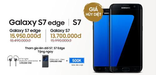 Còn 5 ngày duy nhất để mua Samsung S7 giá hời tới 5 triệu - 2