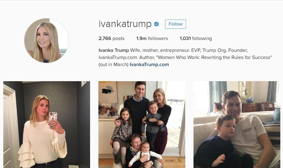 Ái nữ nhà Trump nhận ra chính trị gây hại kinh doanh? - 2