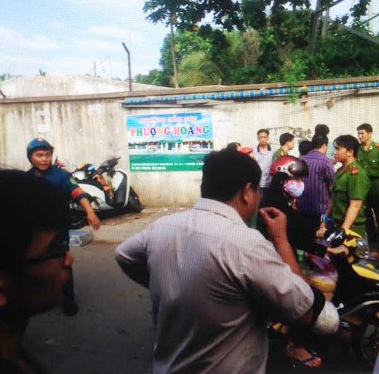 Nam sinh viên ĐH Nông Lâm TP HCM đánh chết bạn nhậu - 2