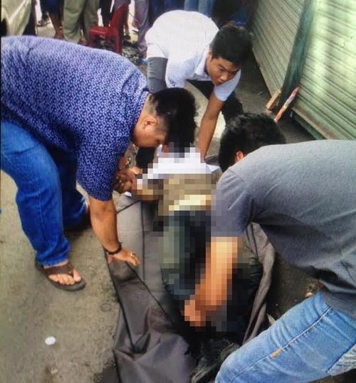 Nam sinh viên ĐH Nông Lâm TP HCM đánh chết bạn nhậu - 3