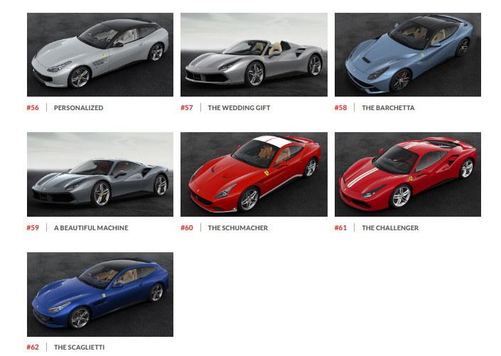 Ngắm hình ảnh 70 mẫu xe Ferrari đặc biệt - 11