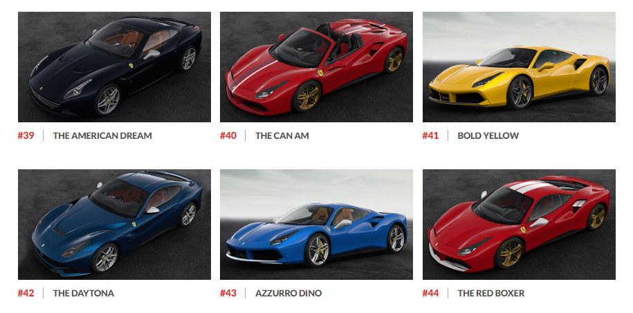 Ngắm hình ảnh 70 mẫu xe Ferrari đặc biệt - 8