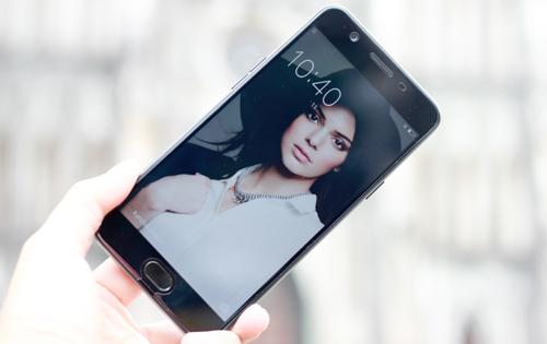 Lộ Oppo F1s phiên bản đen nhám sắp lên kệ - 1