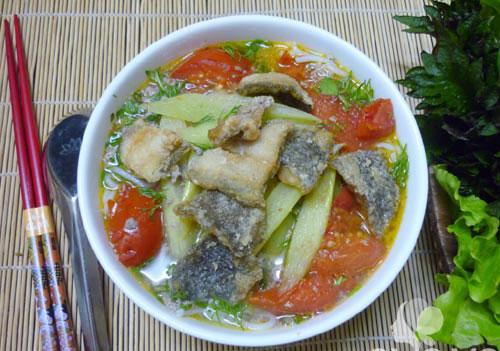 Ngày lạnh, làm 5 món vừa ngon vừa rẻ từ cá rô đồng - 5