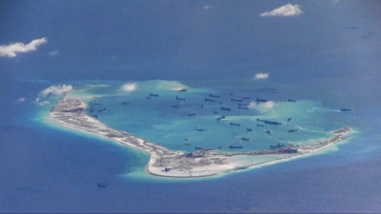 """Trump sẽ theo đuổi mục tiêu """"bá chủ khu vực"""" ở Biển Đông - 2"""