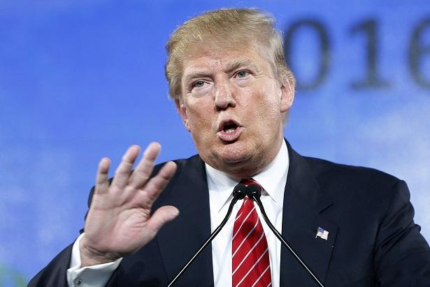 """Trump sẽ theo đuổi mục tiêu """"bá chủ khu vực"""" ở Biển Đông - 1"""