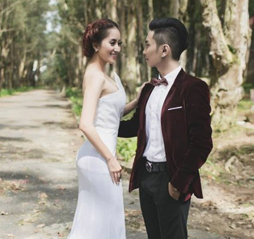 Khánh Thi tiết lộ chuyện tình sóng gió với chồng kém 12 tuổi - 2