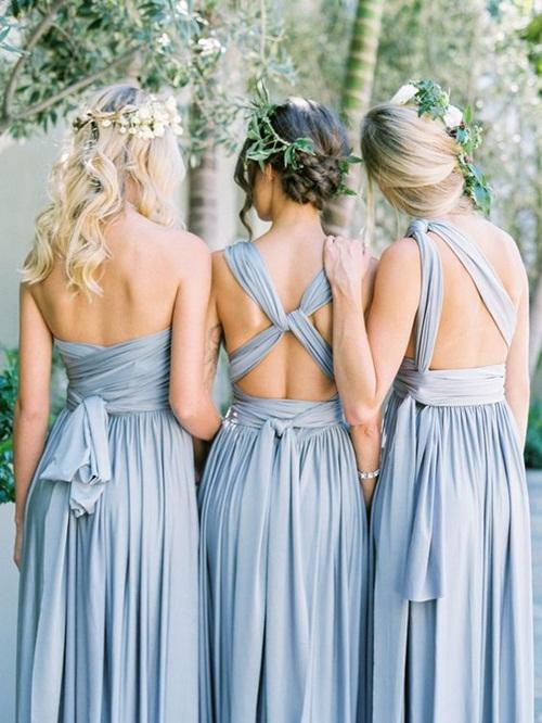 Coi chừng bị đuổi khỏi tiệc cưới nếu mặc 5 kiểu sau - 11