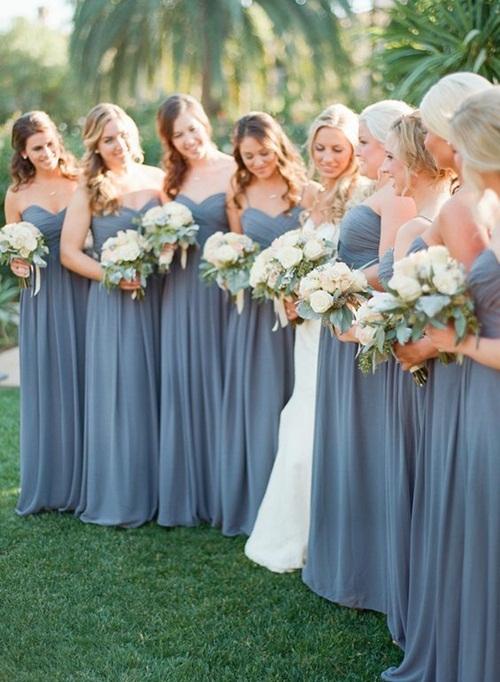 Coi chừng bị đuổi khỏi tiệc cưới nếu mặc 5 kiểu sau - 10