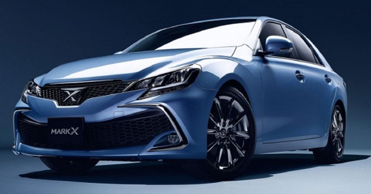Toyota Mark X 2016 tích hợp công nghệ an toàn chủ động - 1