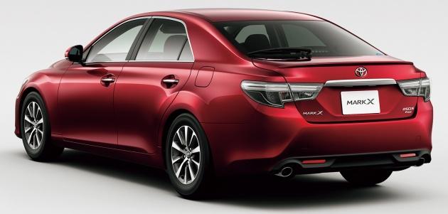 Toyota Mark X 2016 tích hợp công nghệ an toàn chủ động - 2