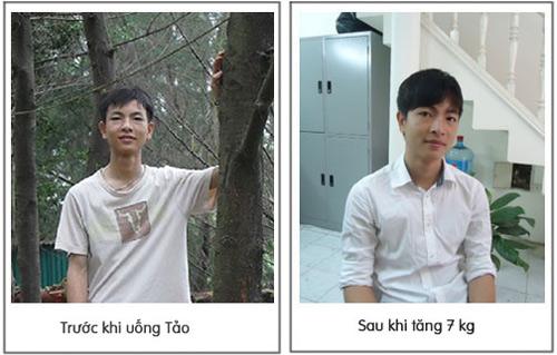 Cách tăng cân nhanh của chàng hot boy đại học Ngoại Thương - 2