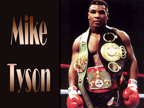 """Mike Tyson """"lên voi, xuống ngựa"""" đều bằng knock-out - 1"""