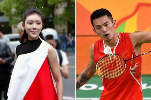 """Cầu lông: Hoa hậu Trung Quốc xin lỗi vì """"vụng trộm"""" Lin Dan - 2"""