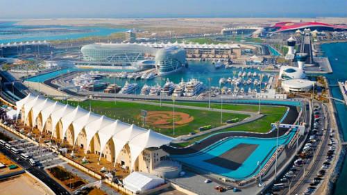 F1- Abu Dhabi GP 2016: Xác định ngôi vương - 3