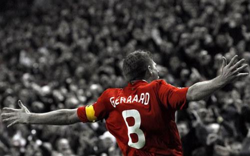 Huyền thoại Liverpool, Gerrard: Bàn thắng, ký ức đáng nhớ - 1
